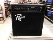 ROGUE MUSICAL INSTRUMENTS Electric Guitar Amp RB-3OB